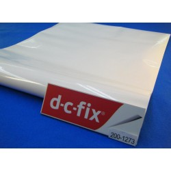 D-c-fix 200-1273 Parlak Düz Beyaz Kendinden Yapışkanlı Folyo
