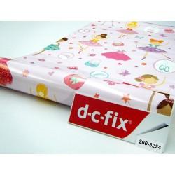 D-c-fix 200-3224 Balerin Desen Kendinden Yapışkanlı Folyo