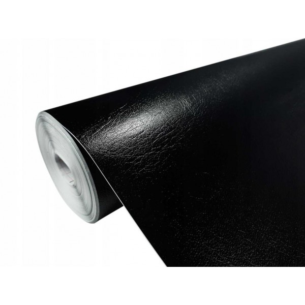 D-c-fix 446-0656 Siyah Deri Kendinden Yapışkanlı Folyo (45cm x 2mt)