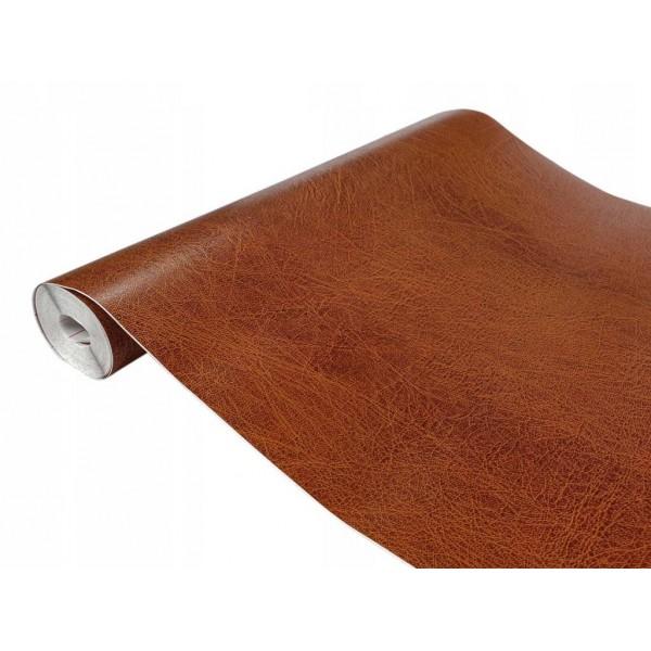D-c-fix 446-1920 Kahverengi Deri Kendinden Yapışkanlı Folyo (45cm x 2mt)