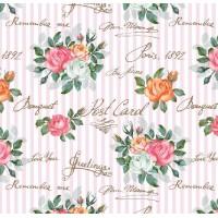 Floral Collection 5006 Çiçek Görünümlü Duvar Kağıdı