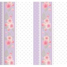 Floral Collection 5029 Çizgili Duvar Kağıdı