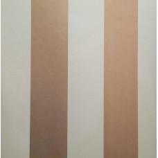 Golden Black 41153 Krem Gold Çizgili Duvar Kağıdı