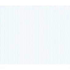Grown Baby 104-2 İnce Mavi Çizgili Duvar Kağıdı