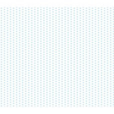 Grown Baby 108-2 Mavi Puantiyeli Duvar Kağıdı
