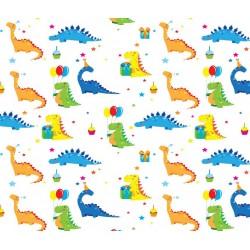 Grown Baby 145-1 Dinazorlu Çocuk Odası Duvar Kağıdı