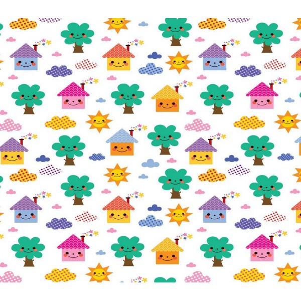 Grown Baby 149-1 Bebek Odası Duvar Kağıdı