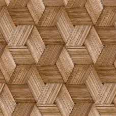 Harmony 107-B Küp Desenli Duvar Kağıdı