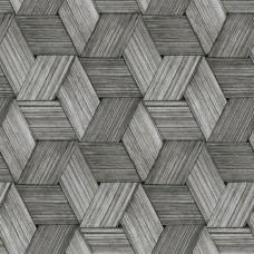 Harmony 107-D Küp Desenli 3D Duvar Kağıdı
