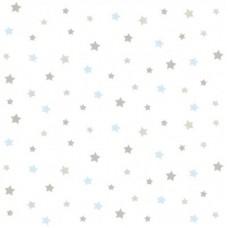 Lindo 240811 Yıldız Desenli Duvar Kağıdı