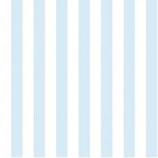 Lindo 241311 Mavi Çizgili Duvar Kağıdı