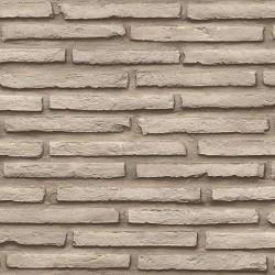 New Art 1065-C Tuğla Desenli Duvar Kağıdı