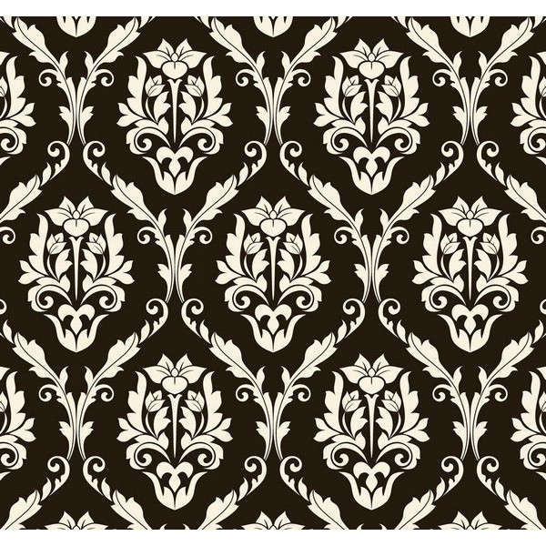 New Selection 308-1 Damask Desenli Duvar Kağıdı