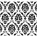 New Selection 308-2 Klasik Damask Görünümlü Duvar Kağıdı