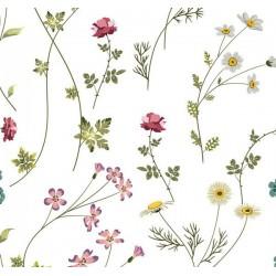 New Selection 337-2 Çiçek Görünümlü Duvar Kağıdı