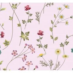 New Selection 337-3 Non Woven Çiçekli Duvar Kağıdı