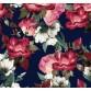 New Selection 348-1 Çiçek Desenli Duvar Kağıdı