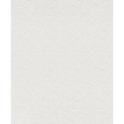 Rasch Wallton 888607 Sarmaşık Desen Boyanabilir Duvar Kağıdı