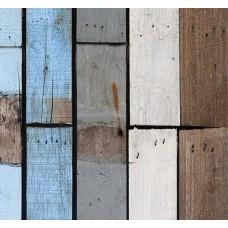 Stone And Wood 6089 Ahşap Desenli Duvar Kağıdı